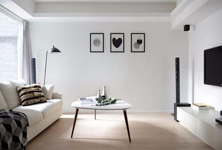 Tối giản nằm trong top các phong cách thiết kế nội thất thịnh hành nhất thế giới