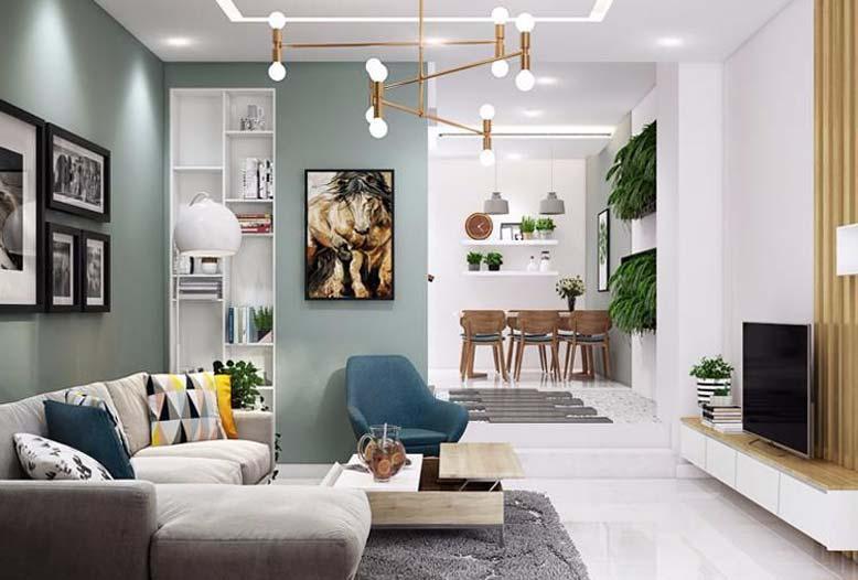 Các phong cách thiết kế nội thất được ưa chuộng năm 2020