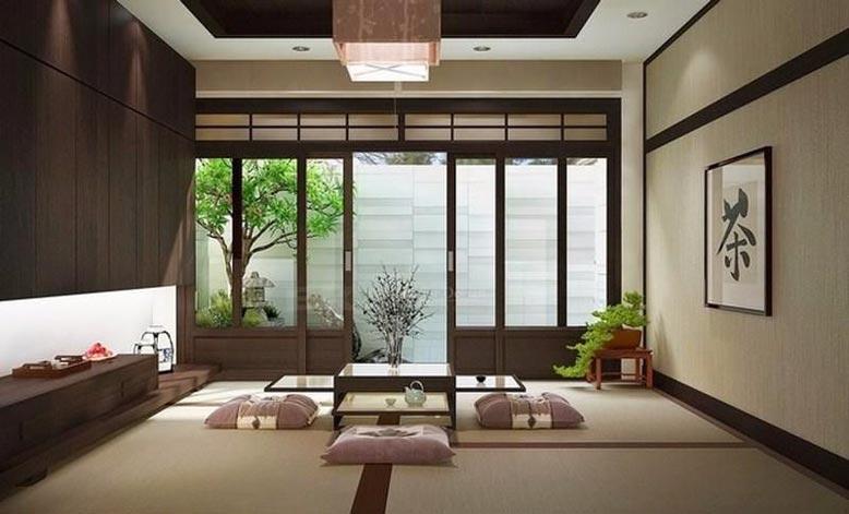 Nội thất kiểu Nhật - Top các phong cách thiết kế nội thất hot nhất hiện nay