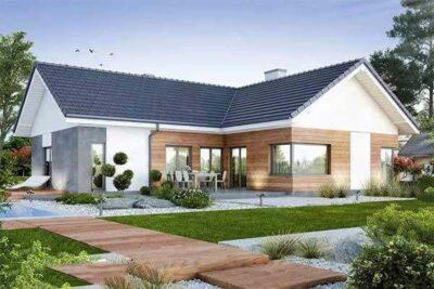 6 mẫu thiết kế nhà cấp 4 mái Thái kiểu dáng độc đáo, chi phí hợp lý