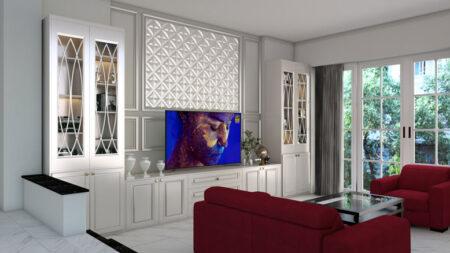 Thiết kế nội thất biệt thự tân cổ điển sang trọng, trang nhã tại TPHCM
