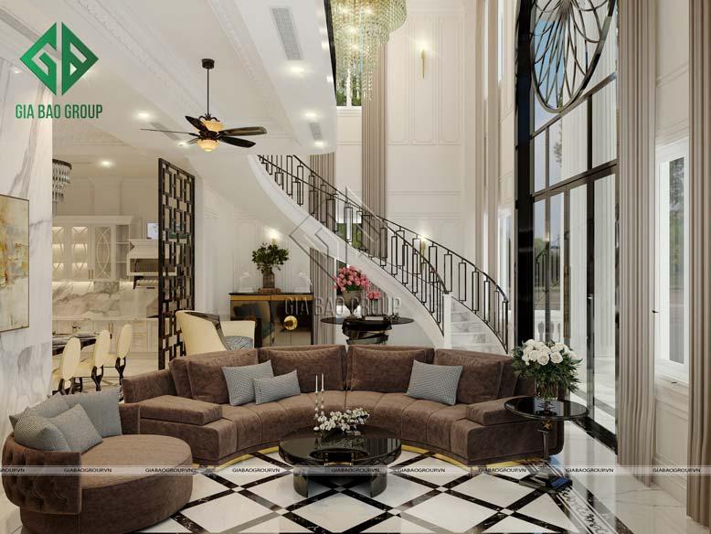 Xu hướng thiết kế nội thất phòng khách đẹp được ưa chuộng nhất hiện nay