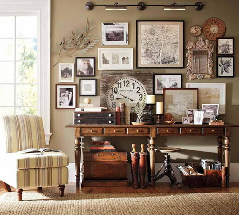 Phong cách vintage thể hiện sự cổ điển đơn giản
