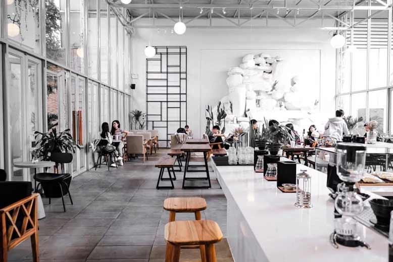 quán café đẹp ở sài gòn 5