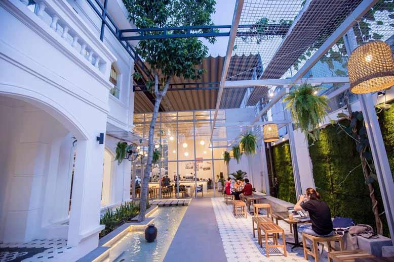 Quán cafe đẹp ở Sài Gòn hội tụ yếu tố hoàn hảo