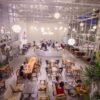Ollin Cafe- Quán cafe đẹp ở Sài Gòn thiết kế độc đáo ấn tượng