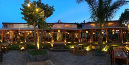 Mê mệt với thiết kế quán cafe sân vườn đẹp lung linh tại TP Long Khánh, Đồng Nai