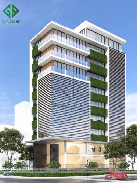 Mẫu thiết kế nhà đẹp tại Đà Nẵng