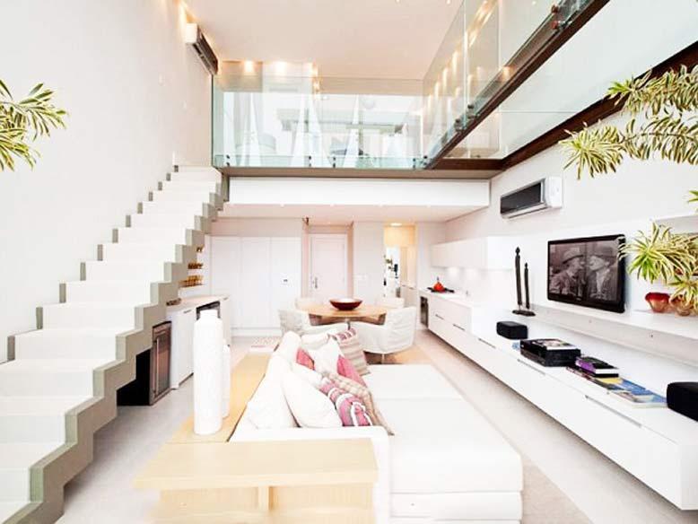 Nhà có gác lửng 2 phòng ngủ vừa đẹp và tiết kiệm