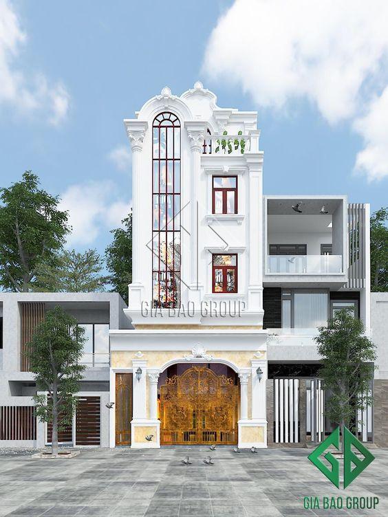 Thiết kế kiến trúc đảm bảo tính thẩm mỹ
