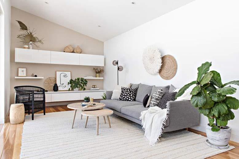 Phòng khách đẹp giúp gia chủ nở mày nở mặt với khách đến nhà