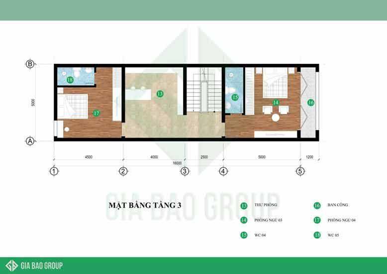 Bản vẽ mặt bằng trong quy trình thiết kế nội thất