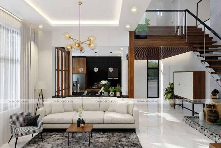 Thống nhất quy trình thiết kế nội thất với khách hàng