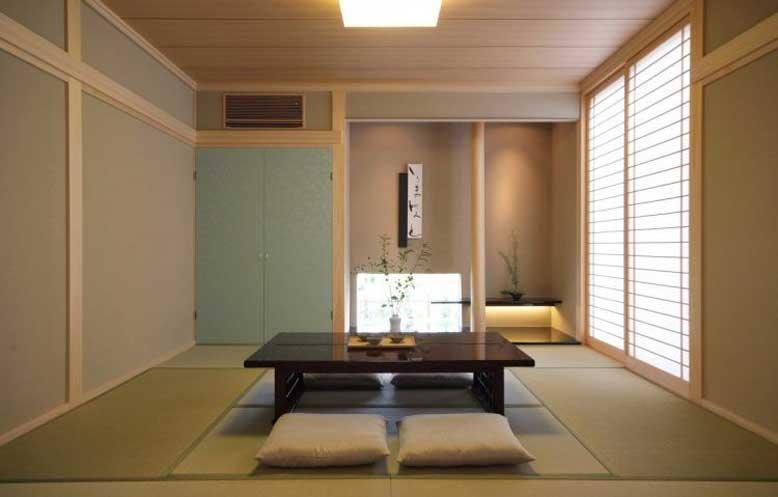 Đồ nội thất Nhật Bản thích hợp với các trận động đất