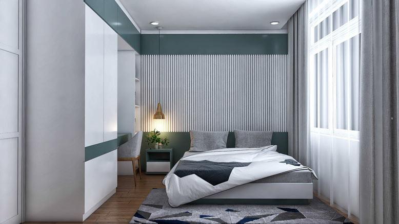 Thiết kế và trang trí phòng ngủ theo phong cách hiện đại