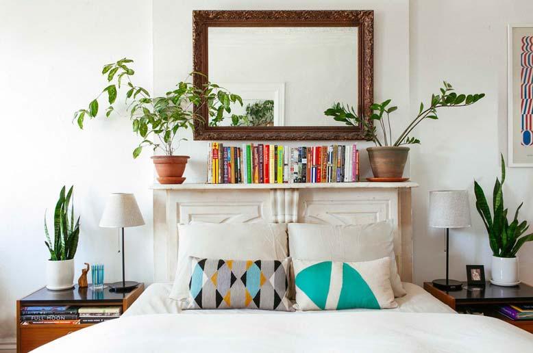 Gợi ý các loại cây trồng khi trang trí phòng ngủ thêm tươi mát hơn