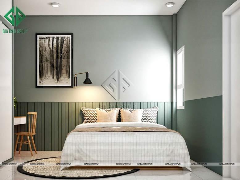 Mẫu thiết kế nội thất đơn giản nhưng rất hiện đại và thoáng đãng