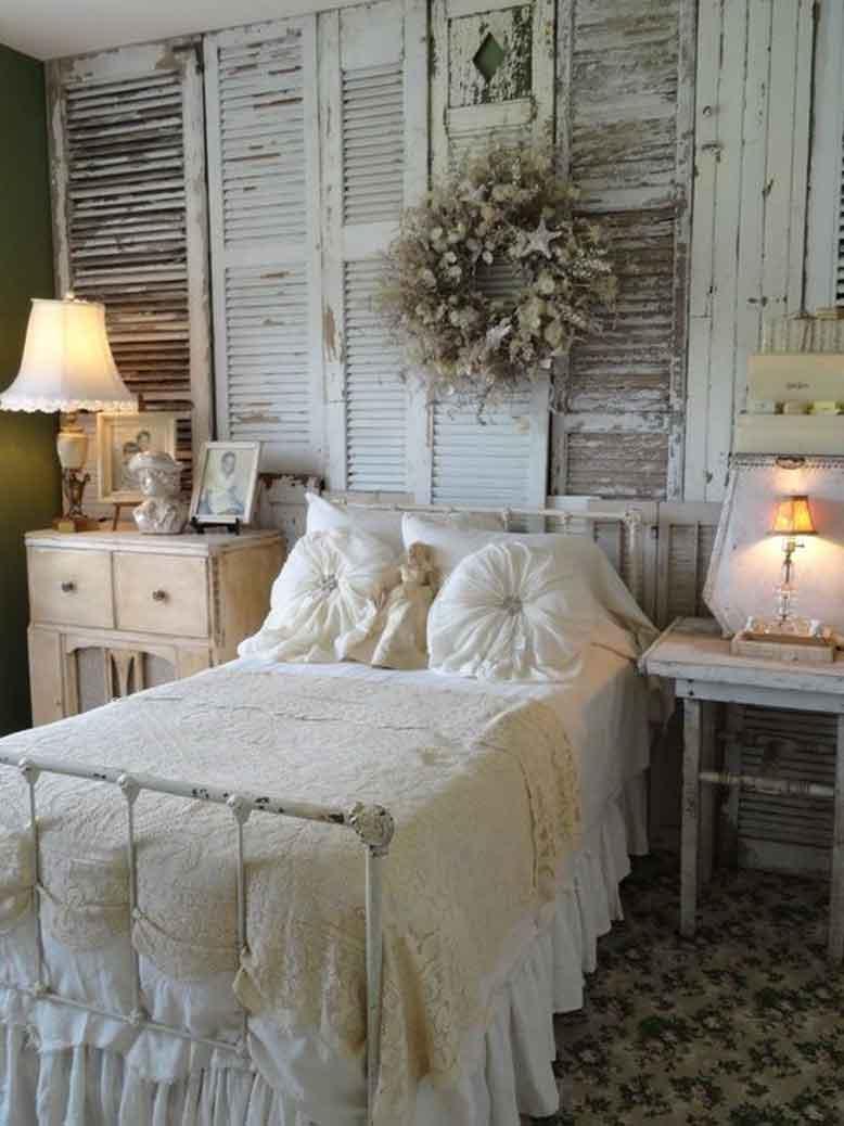 Phong cách Vintage cho thiết kế phòng ngủ nhẹ nhàng, giản dị