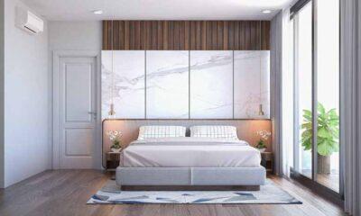 Các phong cách thiết kế phòng ngủ đẹp cho nhà phố không thể cưỡng lại