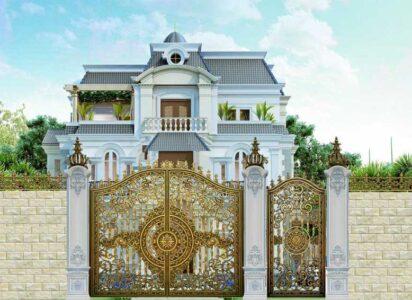 Thi công thiết kế cổng nhà đẹp – Một số mẫu cổng nhà đẹp phổ biến nhất 2020