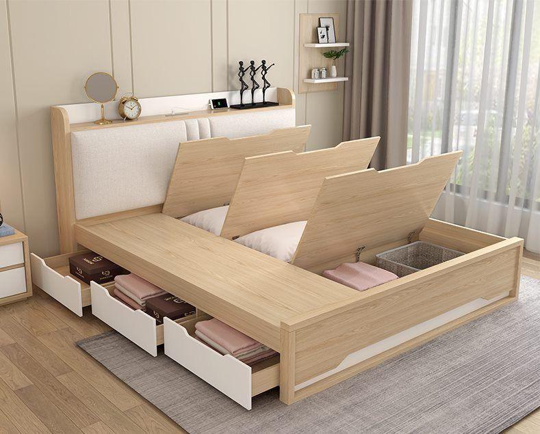 Giường ngủ 2in1 cho nhà thông minh