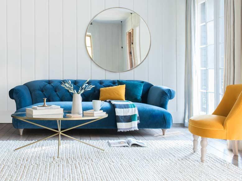 Thiết kế nội thất phòng khách nhỏ không còn quá khó khăn cho các chủ đầu tư