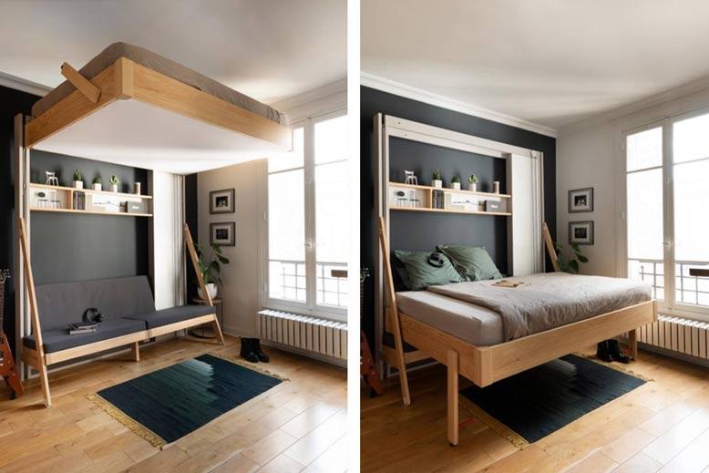 Mẫu nội thất sử dụng cho nhà thông minh mà bạn nên có