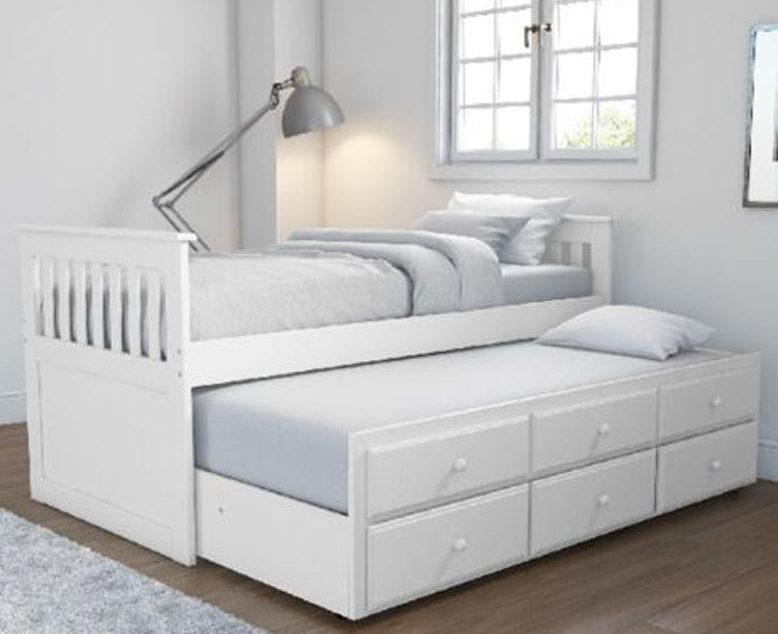 Ý tưởng giường ngủ cho nhà thông minh với phong cách tối giản