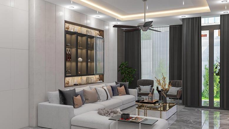 Thiết kế nội thất cho nhà thông minh