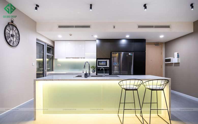Những lưu ý khi thiết kế nội thất nhà bếp
