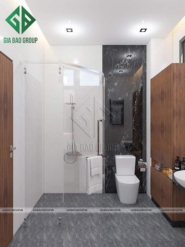 Nội thất nhà đẹp cho phòng tắm sang trọng, tiện nghi