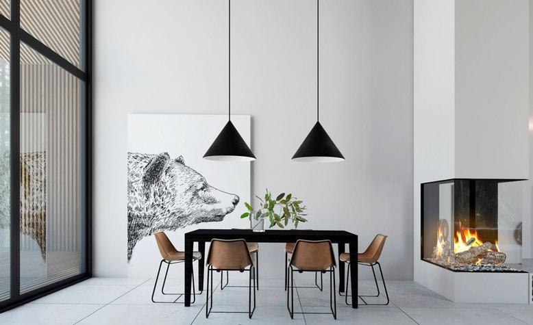 Phong cách nội thất tối giản cho nhà ở