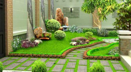 Thiết kế thi công sân vườn uy tín, chuyên nghiệp tại TP.HCM