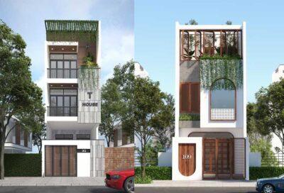 Những thiết kế nhà lô phố hiện đại, ấn tượng, phù hợp với các gia đình trẻ