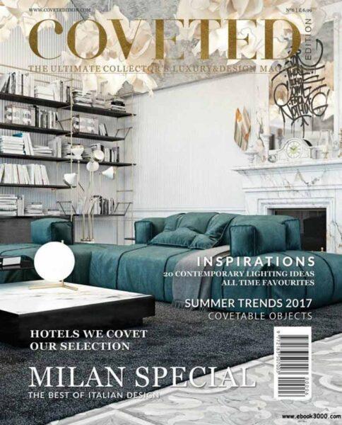Tạp chí kiến trúc nổi tiếng với nhiều phong cách thiết kế nội thất ấn tượng