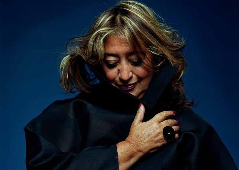 """Zaha Hadid - Thiên tài kiến trúc với các công trình """"chuyển động"""""""