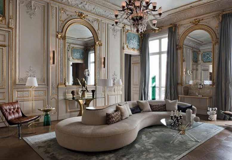 Tìm hiểu nhà kiểu Pháp và những nét đặc trưng của nhà kiểu Pháp
