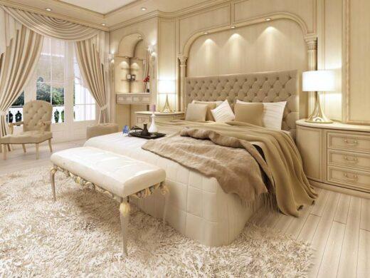 Mẫu thiết kế nội thất chung cư tân cổ điển làm nhiều gia chủ siêu lòng