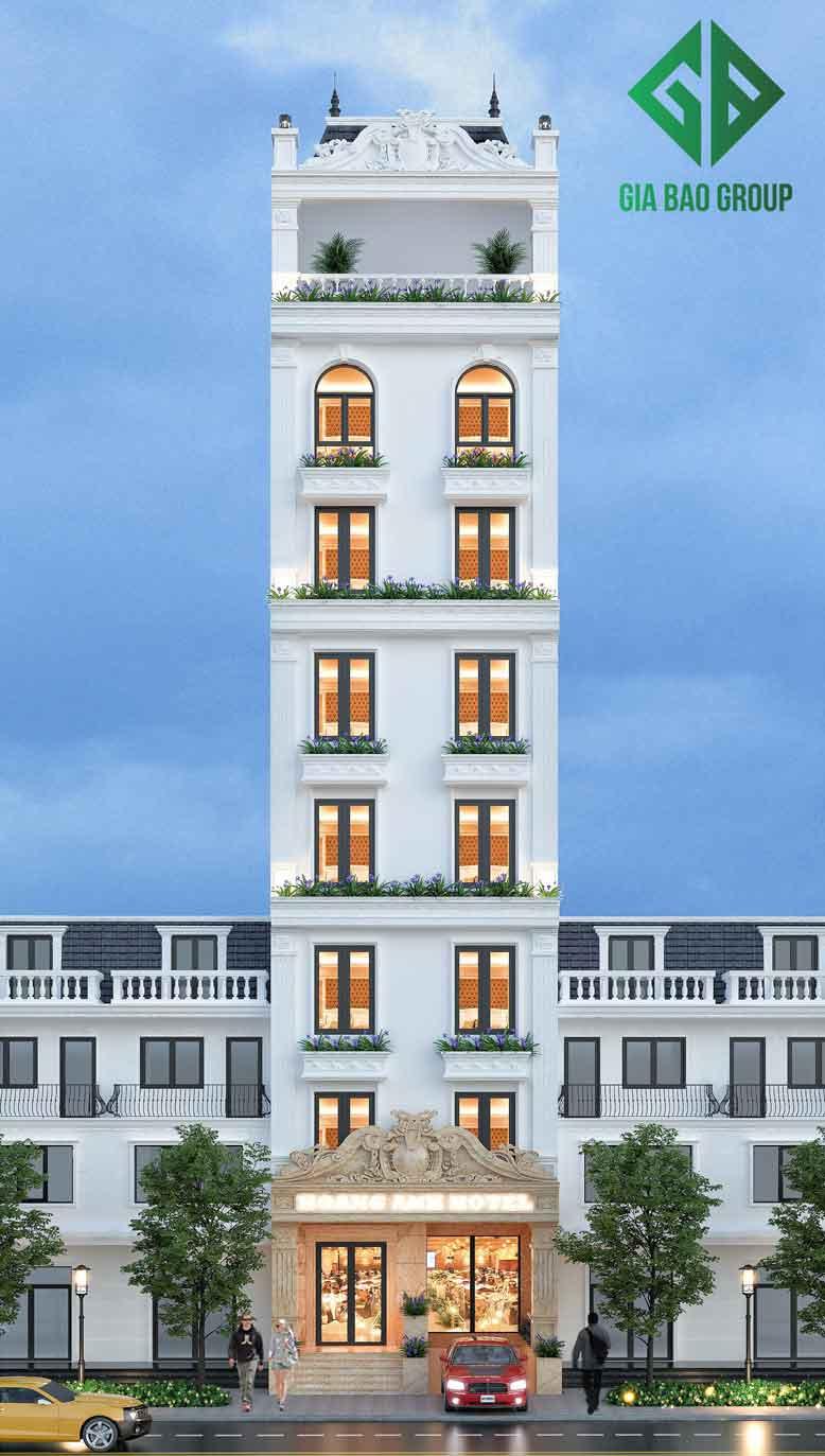Gợi ý mẫu thiết kế cao ốc với thiết kế đẹp mắt