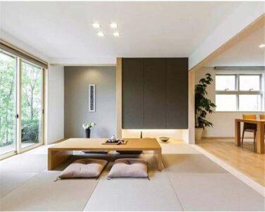 7 mẫu thiết kế phòng khách ngồi bệt đẹp và sang trọng nhất