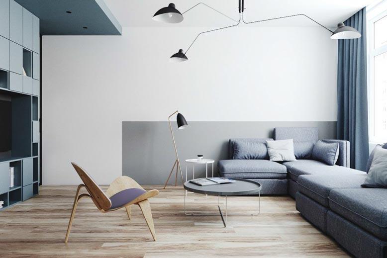 Ứng dụng phong cách thiết kế nội thất tối giản vào căn hộ chung cư