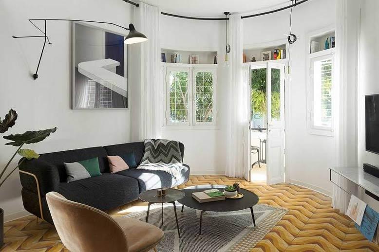 Thiết kế căn hộ chung cư đề cao tính công năng và tiện ích thông minh