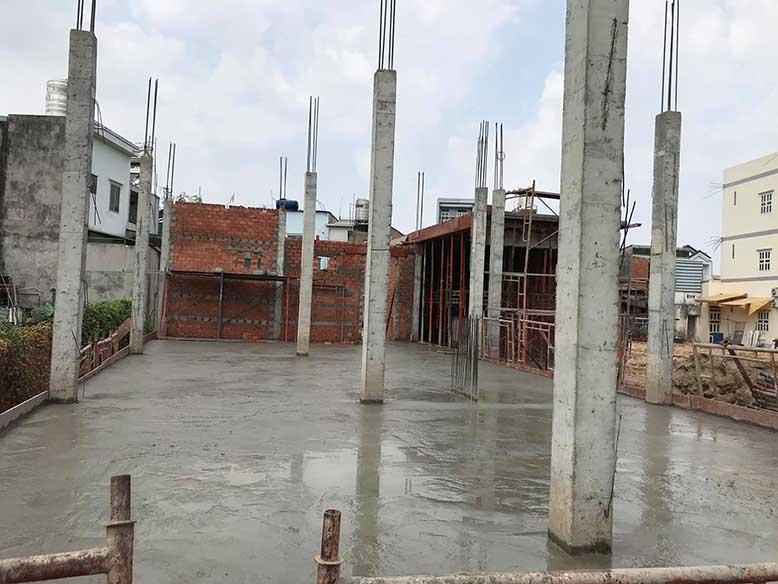 Cần bảo dưỡng bê tông đúng cách để đạt chất lượng và tính thẩm mỹ của công trình