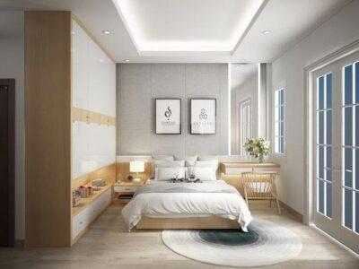 Cách bố trí phòng ngủ hẹp hợp lý và tiện nghi bạn nên biết