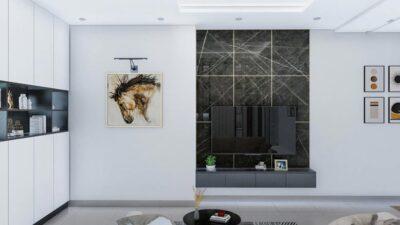 Cải tạo căn hộ chung cư diện tích nhỏ theo phong cách hiện đại