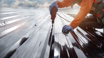 Những cách chống thấm dột mái tôn hiệu quả, an toàn, tiết kiệm chi phí