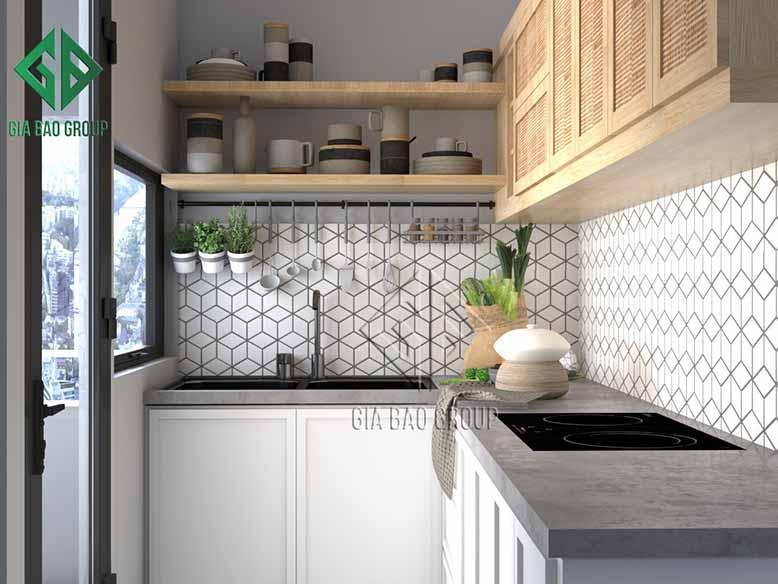 Chiêm ngưỡng vẻ đẹp của căn bếp Mid-Century Modern