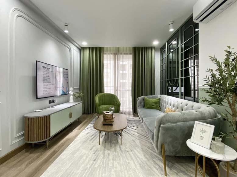Thi công căn hộ quận 2 phong cách hiện đại – Chung cư Estella Hights