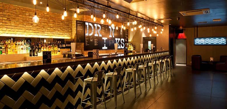 Thiết kế cửa hàng- quán bar phong cách Ba Tư huyền bí