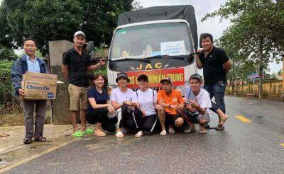 Gia Bảo Group chung tay cứu trợ đồng bào miền Trung